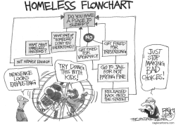 Poverty Trap by Pat Bagley