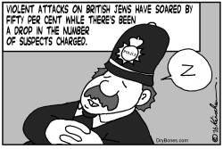 Antisemitism in Britain by Yaakov Kirschen