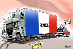 French Labour reforms by Paresh Nath