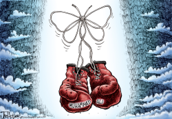 Muhammad Ali by Joe Heller