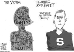 A Question of Rape by Pat Bagley