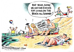 Grads and 2016 jobs  by Dave Granlund