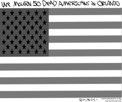 50 Dead in Orlando by Gary McCoy