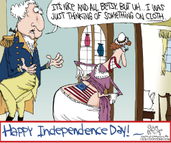 Independence Day July 42016  by Gary McCoy