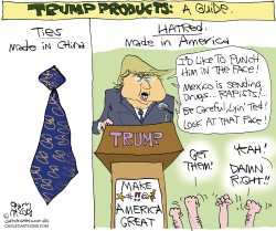 Trump Products  by Gary McCoy