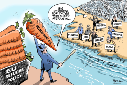 Refugee policy in Africa by Paresh Nath