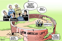 Latin America's Left by Paresh Nath