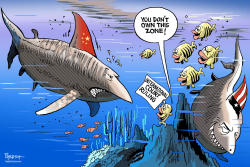 Court order on S. China sea by Paresh Nath