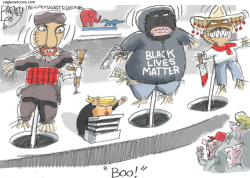 State of Fear  by Pat Bagley