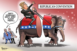 Republican party unity by Paresh Nath