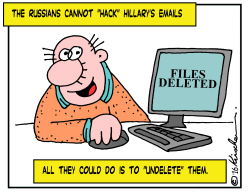 Hacking Hillary's Emails by Yaakov Kirschen