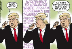 Dog Whistle by Steve Greenberg