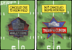 Poor Presidential Field by Jeff Darcy