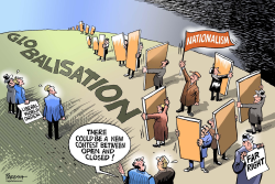 Globalisation and Nationalism by Paresh Nath