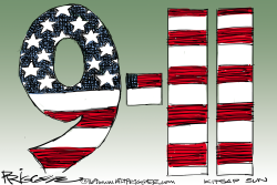 9-11 by Milt Priggee