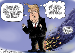 Birtherism by Joe Heller