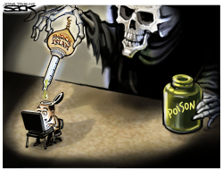 Terror Temptation  by Steve Sack