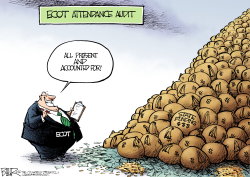 LOCAL OH - ECOT in the Act  by Nate Beeler