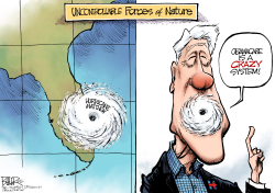 Hurricanes  by Nate Beeler
