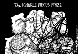 Pieces Prize by Joe Heller
