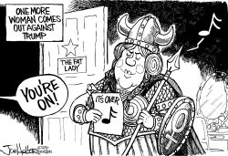 The Fat Lady by Joe Heller