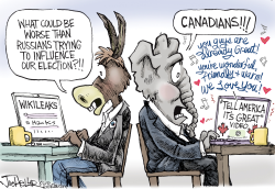 Foreign Influence by Joe Heller