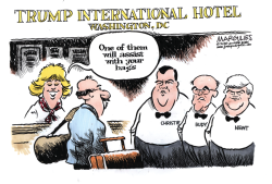 Trump Hotel Washington, DC by Jimmy Margulies