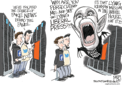 Fake News by Pat Bagley