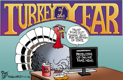 Turkey of the Year by Bruce Plante