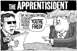 The Apprentisident by Wolverton