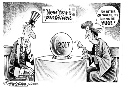 2017 prediction by Dave Granlund