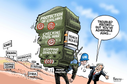 UN Peacekeeping by Paresh Nath