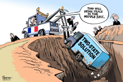 Two-State solution by Paresh Nath