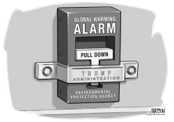 EPA Global Warming Alarm Silencer by RJ Matson