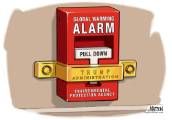 EPA Global Warming Alarm Silencer- by RJ Matson