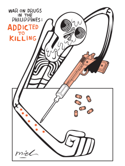 Addicted to Killing by Deng Coy Miel