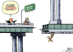 American Infrastructure by Nate Beeler