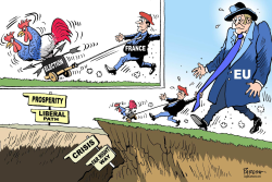 French poll and Europe by Paresh Nath