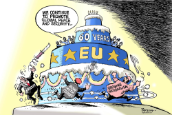 EU at sixty by Paresh Nath