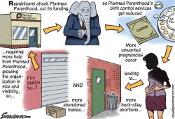 Planned Parenthood by Steve Greenberg