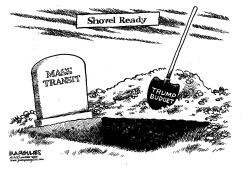 Mass Transit and Trump Budget by Jimmy Margulies