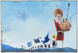 SCOTTISH INDEPENDENCE UK BREXIT ELECTION MARCH by Iain Green
