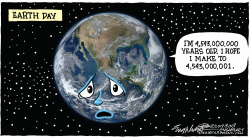 Earth Day by Bob Englehart