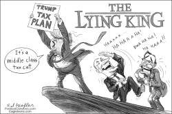 Lying King by Ed Wexler