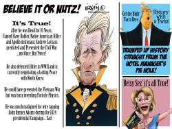 History of Andrew Jackson by Trevor Irvin
