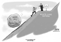 Senate Gets Rolling on Health Care Reform by RJ Matson