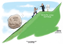 Senate Gets Rolling on Health Care Reform- by RJ Matson