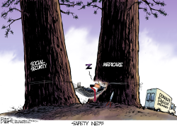 Deficit Trimming by Nate Beeler