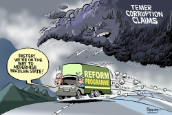 Brazil's reforms by Paresh Nath
