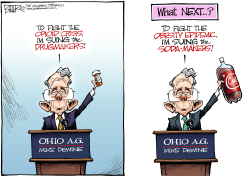 LOCAL OH Opioid Lawsuit by Nate Beeler
